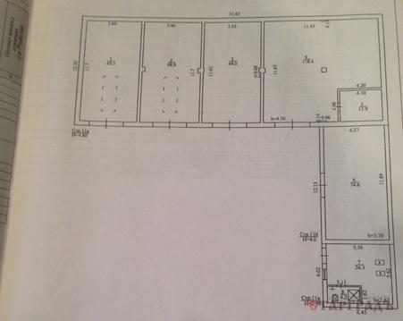 Помещение 435 кв.м. с территорией под автосервис или производство - Фото 2