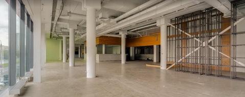 Сдам Бизнес-центр класса B+. 7 мин. пешком от м. Проспект Вернадского. - Фото 3