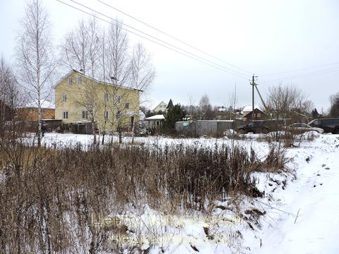 Участок, Каширское ш, 29 км от МКАД, Буняково, деревня. Участок 5.5 . - Фото 3