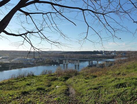 Дачный участок на берегу реки Оки в черте города Алексин