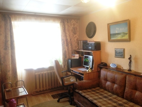 Трёхкомнатная квартира ул. Николаева, д. 44 - Фото 1