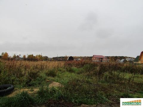14 соток д. Рылеево Раменского района - Фото 3