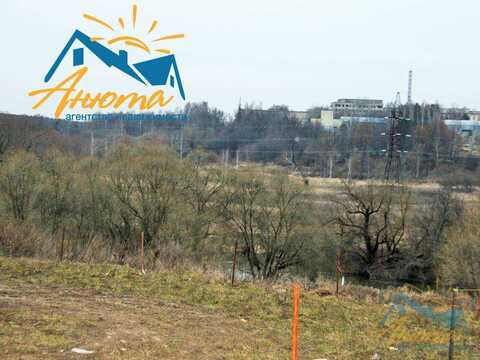 Земельный участок рядом с Обнинском на берегу реки - Фото 4
