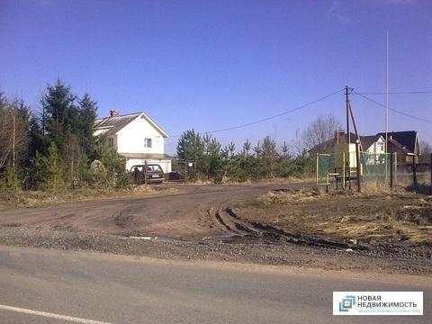 Земля 2.5 га в Лесколово - Фото 1