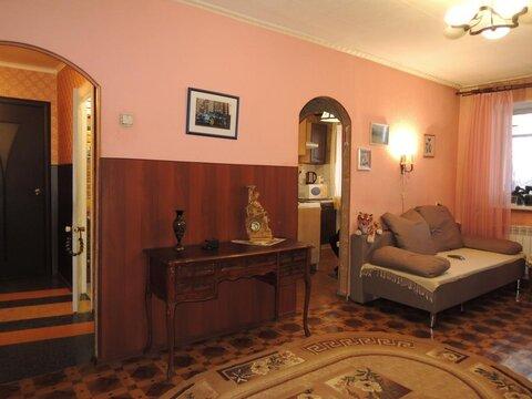 Двух комнатная квартира в Центральном районе г. Кемерово - Фото 1