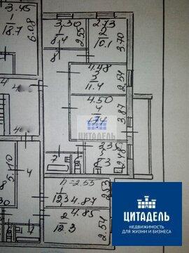Четырёхкомнатная квартира по цене 3-х комнатной - Фото 3