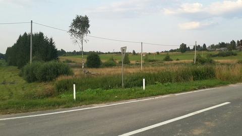 Продажа земельного участка, Пречистое, Любимский район - Фото 1