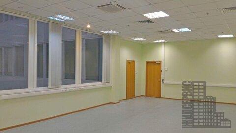 Офис 68 метров в бизнес-центре у метро Калужская, парковка, охрана - Фото 4