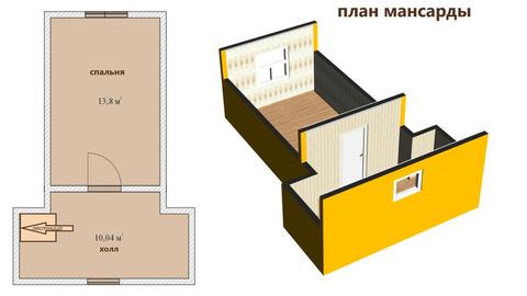 Продажа дачи, Горы-2, Кировский район, 4-я линия - Фото 1