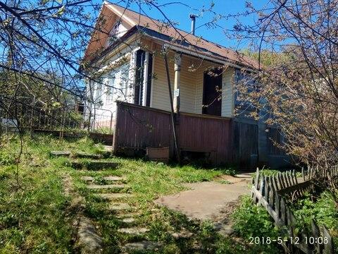 Дом на берегу Волги в Кстовском районе, село Безводное - Фото 3