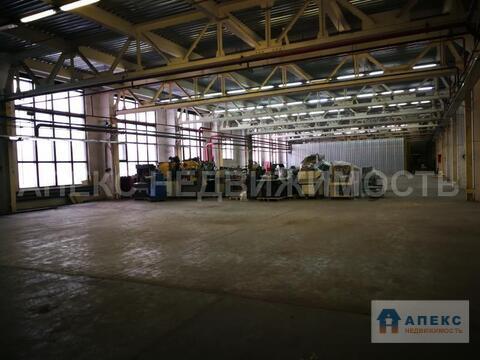 Аренда помещения пл. 500 м2 под производство, склад, , офис и склад м. . - Фото 1