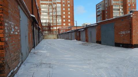 Гараж капитальный по бульвару Миттова ГСК Гражданский - Фото 1