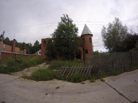 Г.Москва, д.Кленовка, 25 соток и коттедж под снос - Фото 1