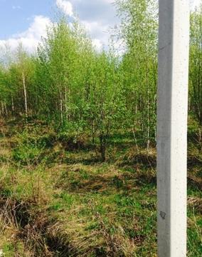 Продается земельный участок, Большое Петровское, 11 сот - Фото 1