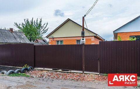 Продается дом г Краснодар, поселок Березовый, ул Западная, д 18 - Фото 5