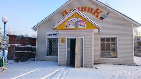 Продается одноэтажный магазин 100 кв. - Фото 1