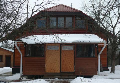 Продается 2х этажный дом 160 кв.м. на участке 13 соток - Фото 1