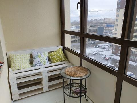 Сдается уютная квартира-студия - Фото 1