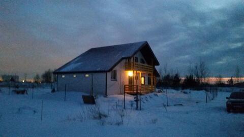 Дом 125 кв м из клееного деревянного монолита по технологии мдд, - Фото 5