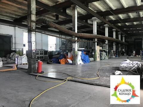 Под произ-во/склад, отаплив, выс. потолка: 6 м, пол-бетон, 2-е ворот - Фото 4