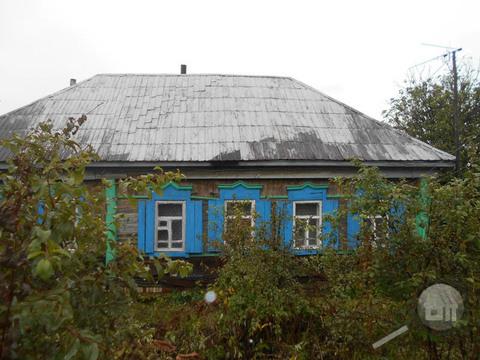 Продается дом с земельным участком, с. Мачкасы, ул. Трудовая - Фото 1