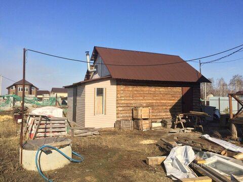 Дом в Челябинская область, Красноармейский район, д. Круглое ул. . - Фото 2