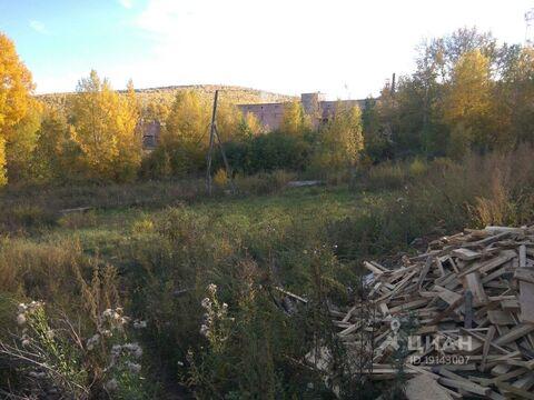 Продажа участка, Красноярск, Ул. Цементников - Фото 1