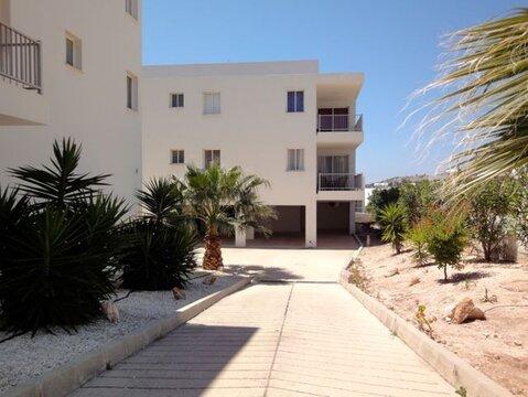 Недорогой двухкомнатный Апартамент в живописном районе Пафоса - Фото 2
