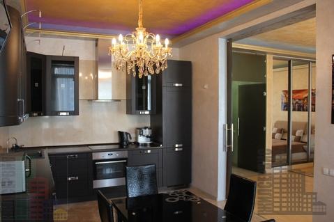 Купить квартиру с дизайнерским ремонтом в ЖК Мономах, район Сокол - Фото 2