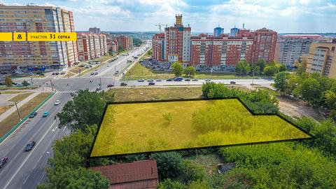 Земельный участок общей площадью 31 сотка в г. Саранск, мкр. Химмаш - Фото 2