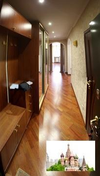 ЖК Пасейдон, 3-х комнатная квартира, 102 кв.м. - Фото 3