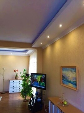 Двухуровневая квартира с ремонтом и мебелью - Фото 1