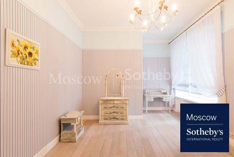 Квартира в классическом стиле на Остоженке - Фото 5