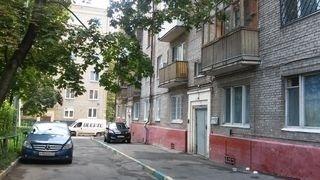 Продается квартира Москва, Старокирочный переулок,16к2с2 - Фото 1
