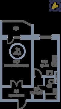 Объявление №64369826: Квартира 1 комн. Пыть-Ях, Первопроходцев, 3,