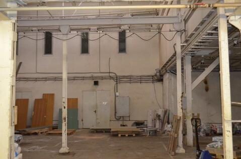 Производственно-складской комплекс 2154 м2 в аренду на Алтуфьевском ш. - Фото 4