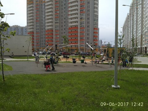 1-ая квартира-студия, г. Химки, ул. Совхозная д.16 корп. 2 - Фото 5