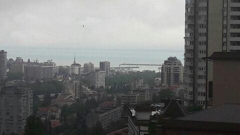 2 ком. в Сочи с отличным ремонтом и видом на море в центральном районе - Фото 1