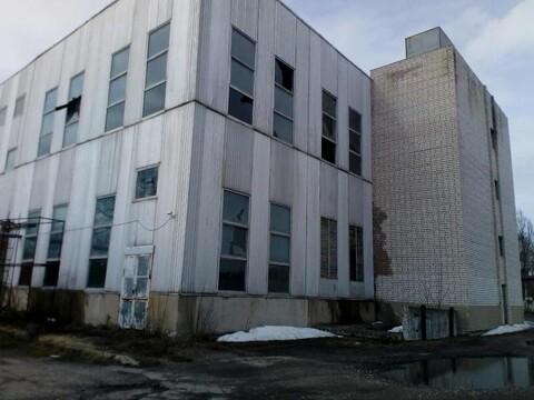 Производственно-складской комплекс 4665 кв.м.с з/у - Фото 2