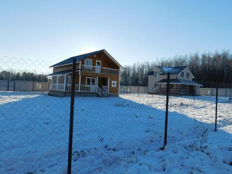 Дом дача для постоянного проживания Усадьба Тишнево 8 соток Киевское - Фото 2