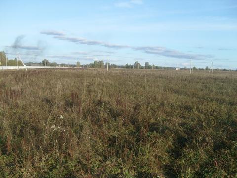 Продается земельный участок в д. Потресово, 3 км от Обнинска - Фото 2