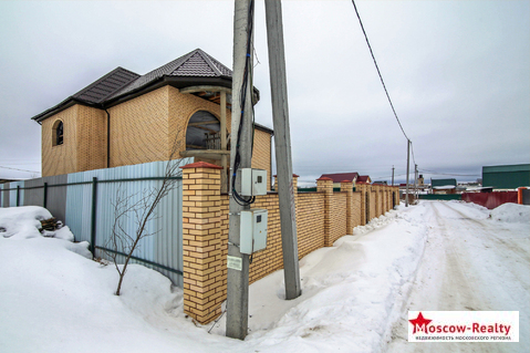 Дом 260м2 на 8 сотках ИЖС в село Ворсино, 75 км от МКАД - Фото 3