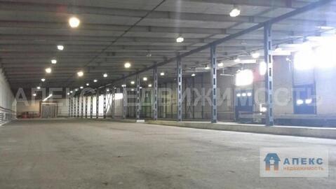 Продажа склада пл. 5800 м2 Химки Ленинградское шоссе в складском . - Фото 3