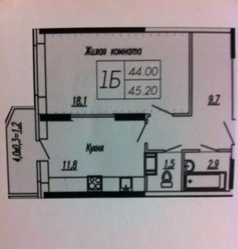 Квартира в новостройке - Фото 2