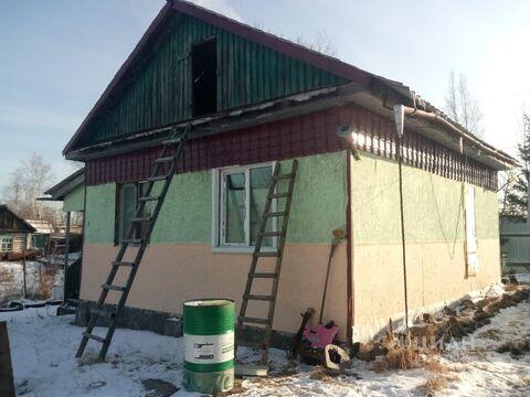 Дом в Хабаровский край, Хабаровский район, Корфовский пгт ул. Чапаева . - Фото 1