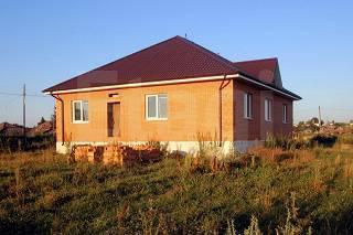 Не достроенный дом с.Заводопетровское - Фото 1