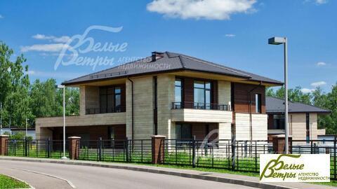 Дом359 кв. м,  16 сот, Киевское шоссе,  25 км,  Крекшино . - Фото 1