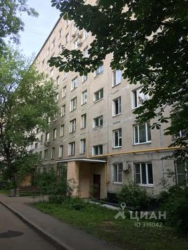 Комната Москва проезд Кадомцева, 5к2 (17.0 м) - Фото 1