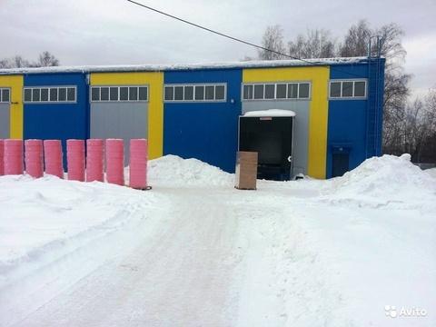 Отапливаемый склад 1313 м2 в Железнодорожном (г.о. Балашиха) - Фото 5