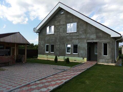 Дом 198 кв.м. на 10 сотках г.о. Домодедово, Белые Столбы - Фото 2